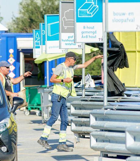 Duurzaamheidsplein Oss gaat eerder dicht vanwege hitte
