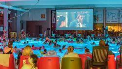 Dive-in cinema steunt Somival