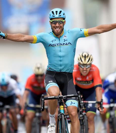 Fraile sprint naar zege in Romandië, Roglic nieuwe leider