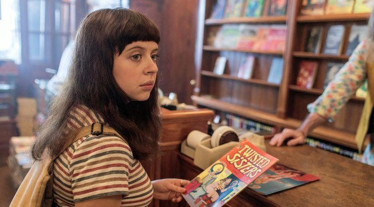 Bel Powley in 'The Diary of a Teenage Girl' van Marielle Heller Beeld