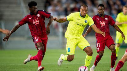 Geen groepsfase Europa League voor Gent: Bordeaux neemt in terugwedstrijd de maat van Buffalo's