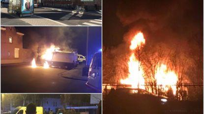 """Filmpjes op Instagram verraden Mechelse brandstichters: """"Acht verdachten aangehouden,  een man kreeg enkelband"""""""