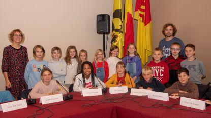Bijna dubbel zoveel meisjes als jongens in nieuwe kindergemeenteraad van Melle