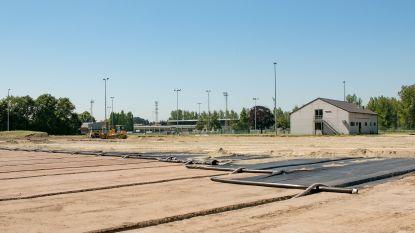 Inrichting baseball- en BMX-terreinen van start aan sportcentrum Puyenbeke