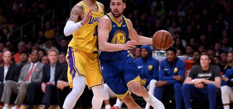 Record Klay Thompson bij Golden State Warriors