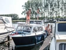 Recreanten blijven maar genieten op het water van de nazomer: 'Het is een goed seizoen'