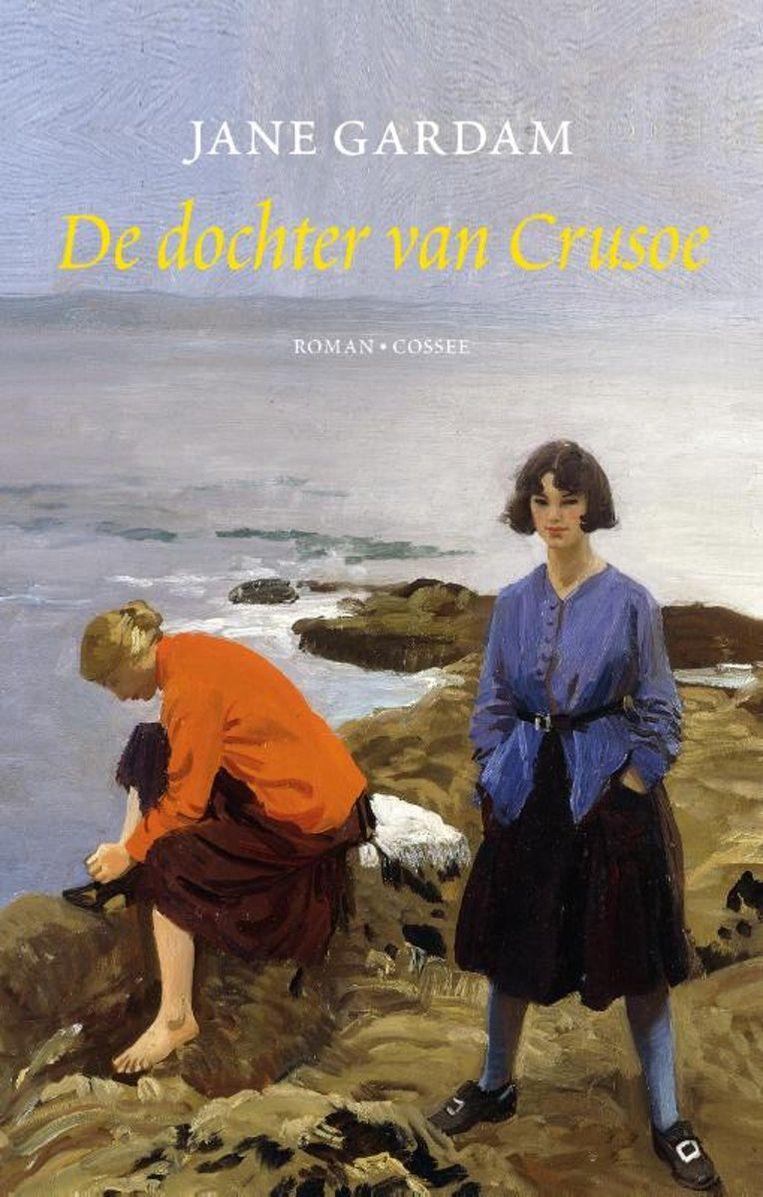 Omslag 'De dochter van Crusoe' Beeld R