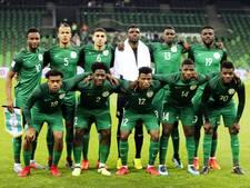 WK-deelnemer Nigeria krijgt alsnog reglementaire nederlaag