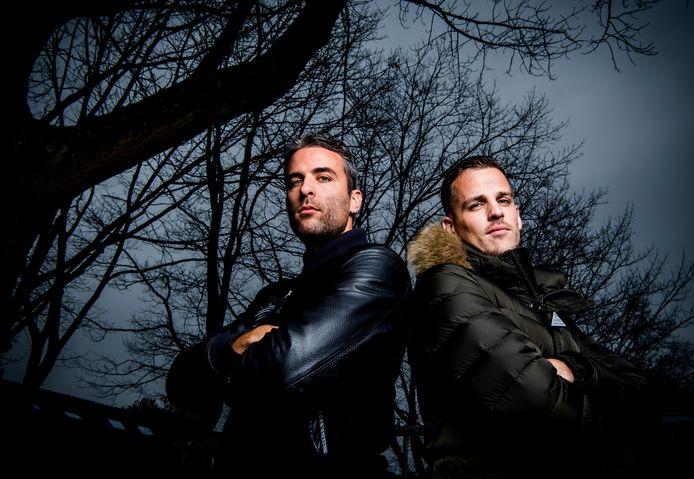 Broers Ralf en Mats Seuntjens.