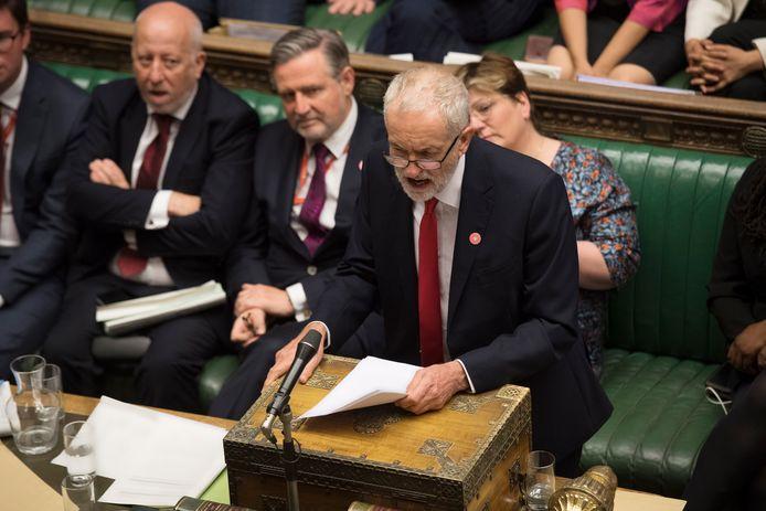 Zal Labourleider Jeremy Corbyn uiteindelijk wel voor verkiezingen stemmen?