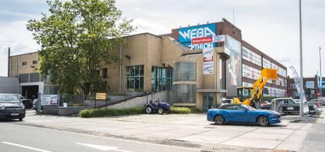 Weba koopt gebouw Gentse Truck Service en lokt nieuwe giga-winkel