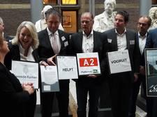 Brabant en Limburg rukken in Den Haag op voor verbetering A2 Weert - Eindhoven