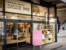 Kledingketen Sissy-Boy, dat winkels in Den Bosch en Tilburg heeft, is failliet verklaard