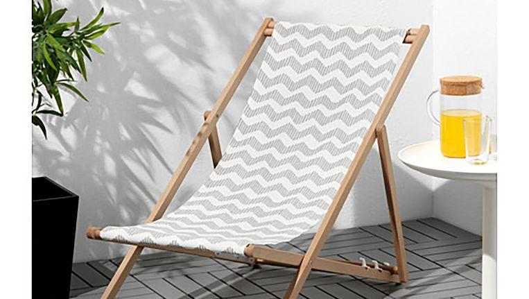 Er Was Eens Strandstoel.Ikea Roept Strandstoel Terug Al Vijf Klanten Raakten Er Met