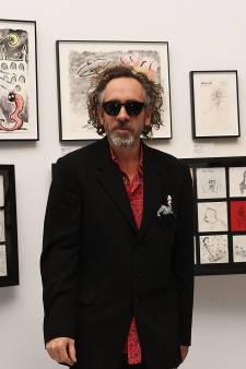 Maffe regisseur Tim Burton is ook geniale tekenaar