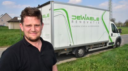 Bestelwageninbrekers slaan weer toe: voor duizenden euro's materiaal gepikt
