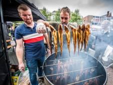 Forelletje roken in Haaksbergen: meedoen is belangrijker dan winnen