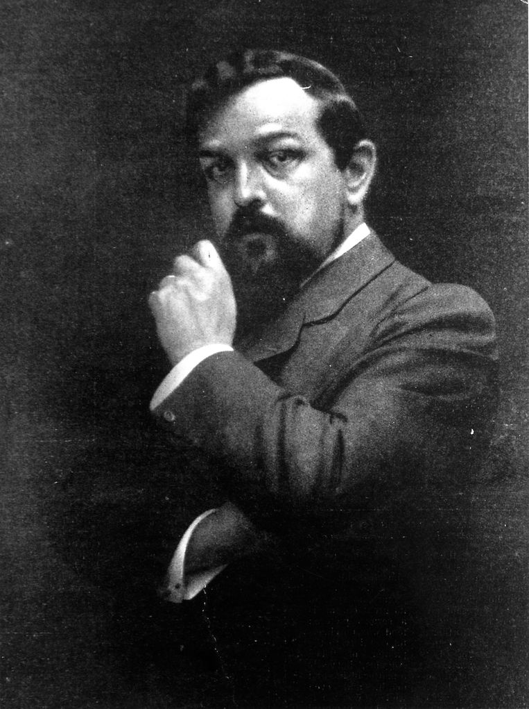 Claude Debussy Beeld Getty Images