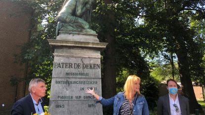 """Vlaams Belang verdedigt Pater De Deken: """"Hij is deel van ons cultureel erfgoed"""""""