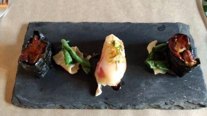 Restorecensie Chez Oki in Elsene **** : Ontmoeting tussen Frans en Japans