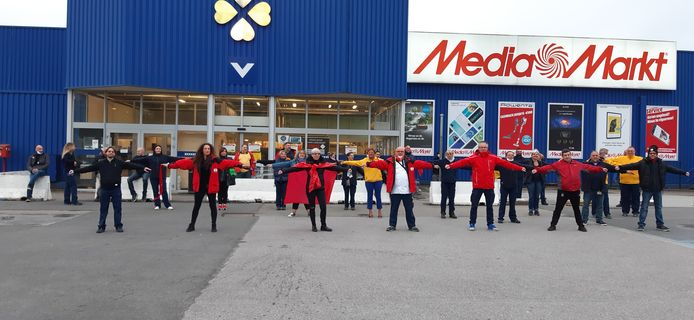 Pas encore de grève au Makro de Lodelinsart (Charleroi)