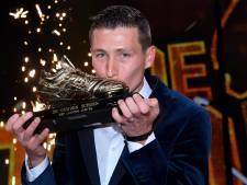 Hans Vanaken remporte son deuxième Soulier d'Or