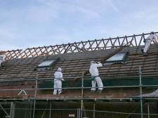 'Grote operatie' verwijdering asbest  Etten-Leur