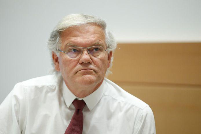 Stefaan De Clerck stopt voorlopig niet met politiek.