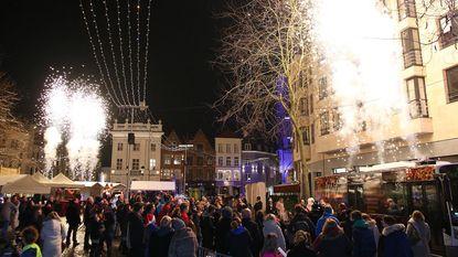 Kerstmarkt tot middernacht open