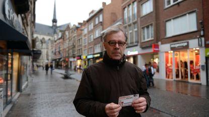"""Marc Van de Velde (Liefst Leuven) pleit voor positieve beeldvorming over handelsstad Leuven. """"Leuven wordt helemaal geen spookstad"""""""