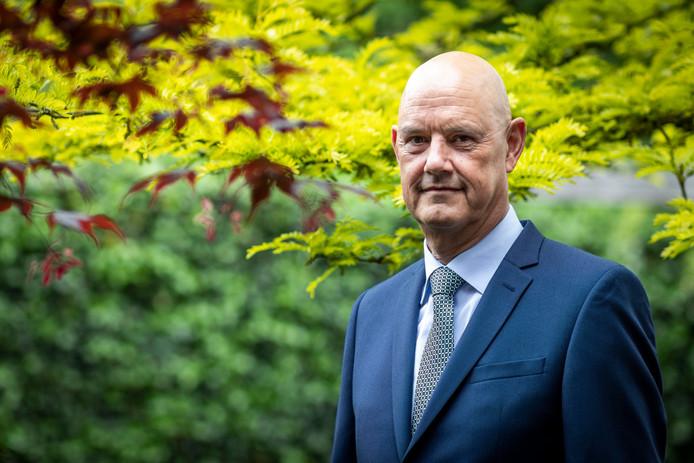 De beoogde nieuwe burgemeester van Eersel, Wim Wouters.