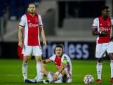 Ajax verspeelt mooie voorsprong tegen Atalanta