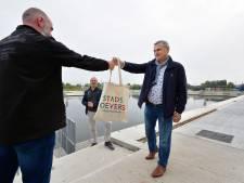 Druk najaar voor Stadsoevers: aanleg rolbrug, urban sports-park en ruim 100 woningen in de verkoop