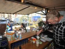 Nestcafé wil verhuizen naar het Vogelplein, winkeliers zijn faliekant tegen
