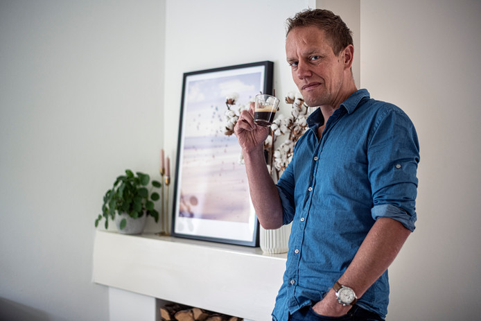 Psycholoog Gijs Jansen.