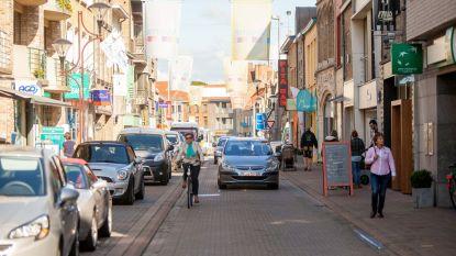 Geen auto's welkom in Ooststraat vanaf maandag om het shoppen veilig te houden