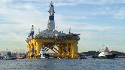 Shell ziet weer heil in gasboring op Noordzee