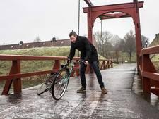 Pas op: plaatselijk glad door bevroren wegen