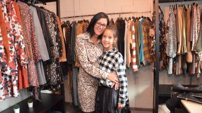 Romina opent Romila: kleinste kledingwinkel van Ninove