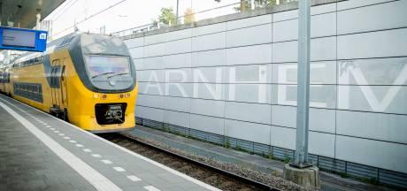 Tijdelijk geen treinen tussen Arnhem en Nijmegen door defecte trein
