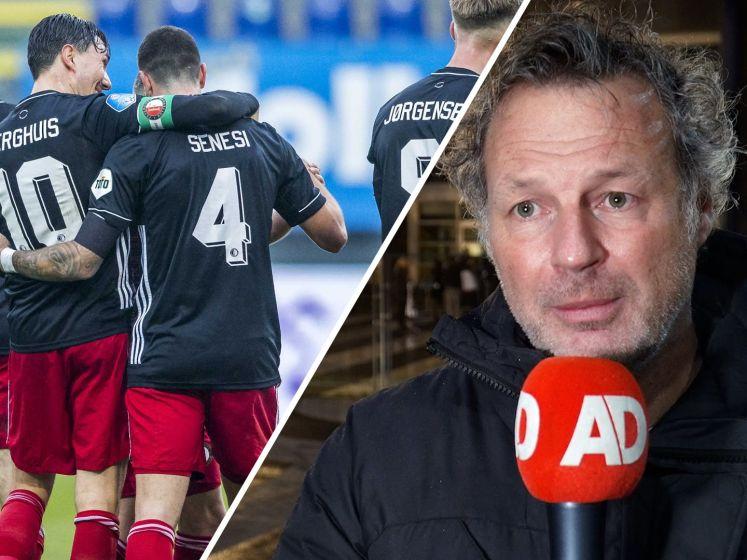 Mikos Gouka: 'Feyenoord spot met de voetbalwetten'