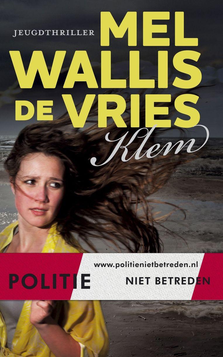 Boekcover Klem Beeld Mel Wallis de Vries