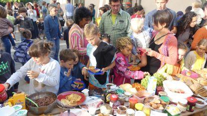 Terug naar school: nieuwe klaslokalen De Sterrebloem ingewijd met startontbijt