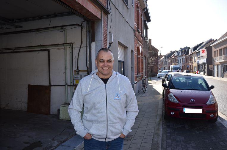 Gert Van Broeck start begin april in de Wegvoeringstraat met de eerste Kids Streetdefense club van het land.