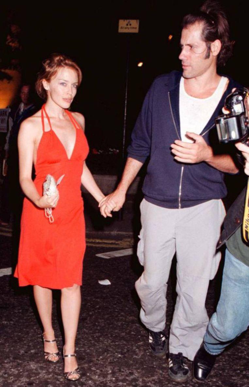 Kylie Minogue en Stephane Sednaoui