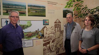 Heuvelland krijgt archeologische schenking
