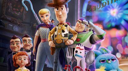"""'Toy Story 4' haalt monsterscore van 100% op Rotten Tomatoes: """"Deze raakt je recht in het hart"""""""