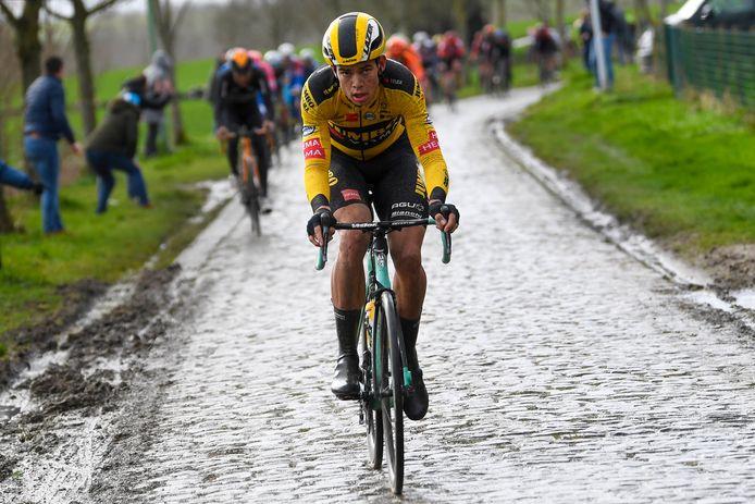 En plus du Tour de France en août, les pavés seront au programme de Wout Van Aert en octobre.