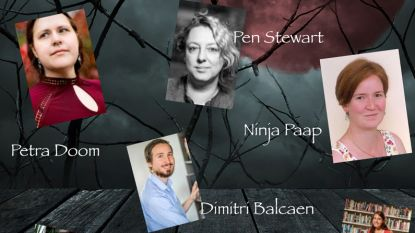Zeven fantasy-auteurs stellen hun boek voor in 't Oneindige Verhaal