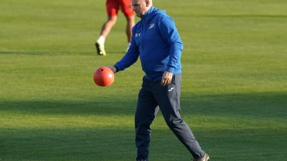"""Coach Dennis Van Wijk tevreden over stage KVOostende: """"Ik zie veel wil en passie"""""""